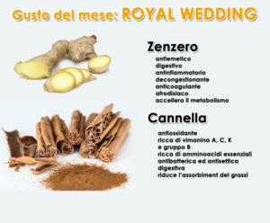 royal wedding - gelato artigianale